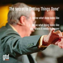 GTD David Allen quote2